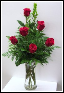 roses for post