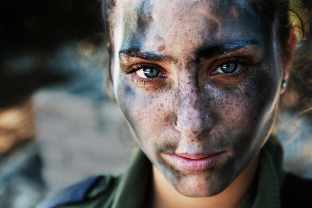 Eighteen-year-old IDF soldier