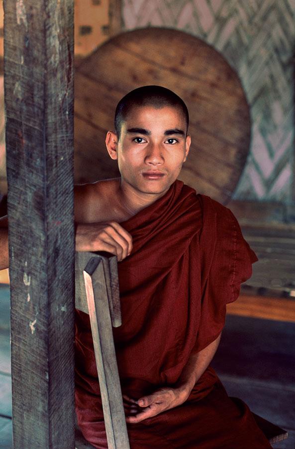 Eyes - Burma