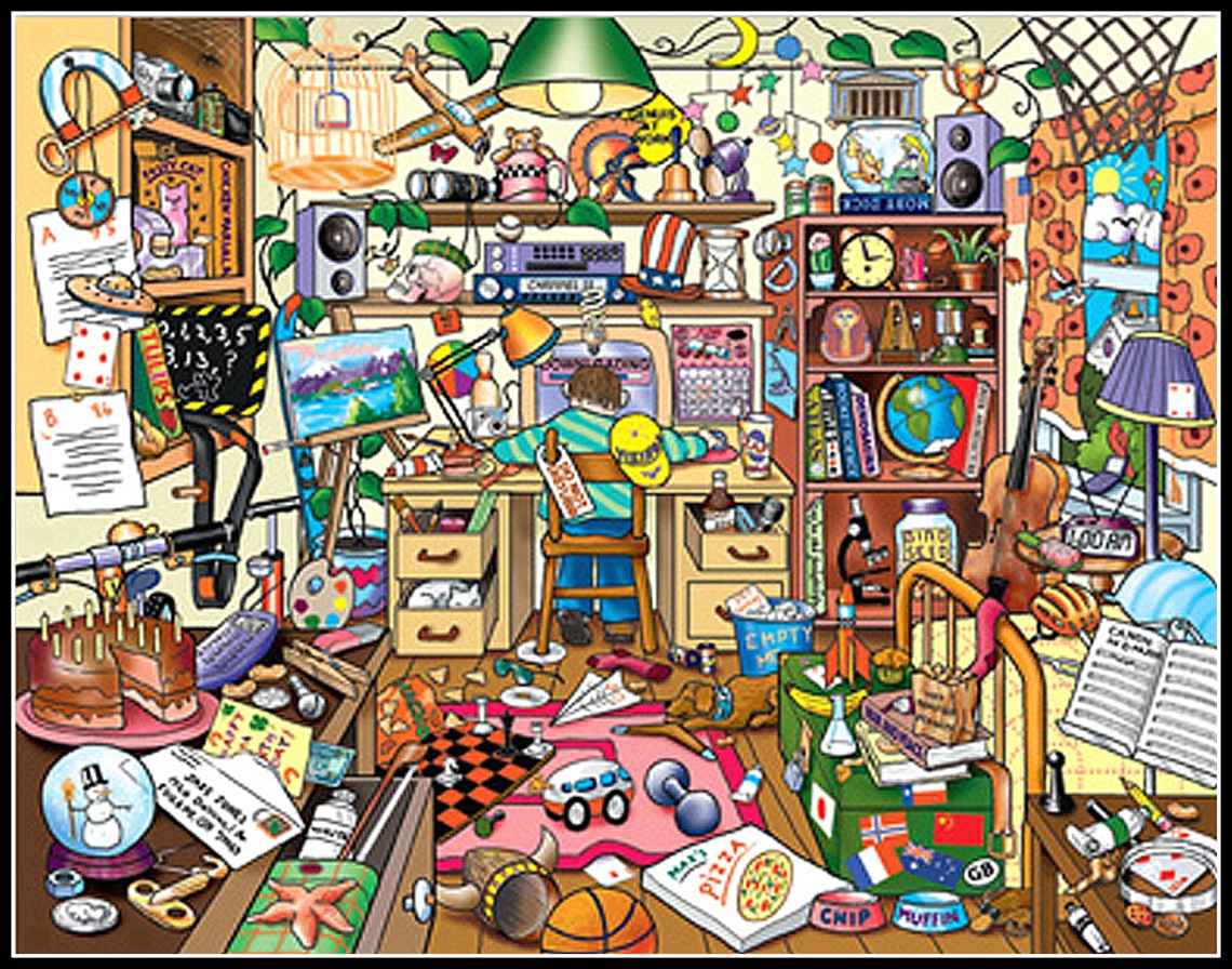 MessyRoom final