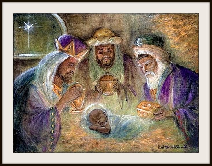Adoration of the Magi adj