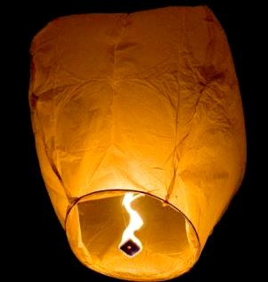 paper lantern adj