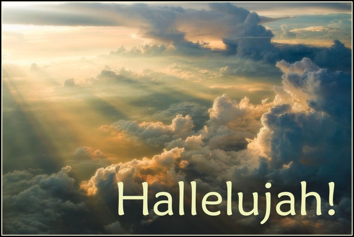 Hallelujah border
