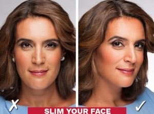 slim your face