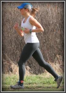 Jogging Woman - attribution