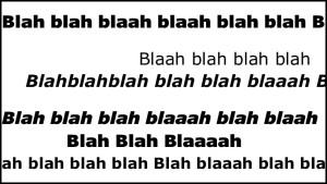 BLAH FINAL