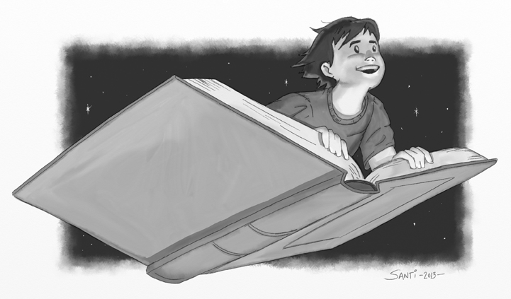 Book-Flying